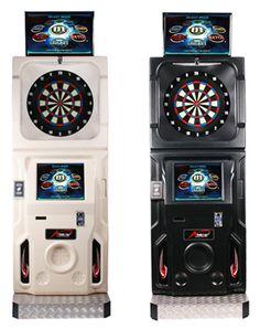 Galaxy 3 Live / Galaxy III Live Electronic Bar League Dartboard ...