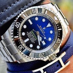 Rolex Sea-dweller deep sea  By @youcanneverhaveenough  #Rolex #seadweller #watch #watches #watch_obsession #panerai #breitling #lux #luxury #menswear #fashion #submariner