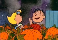 It's the great pumpkin, Charlie Brown.I love Charlie Brown Charlie Brown Halloween, Peanuts Halloween, Great Pumpkin Charlie Brown, It's The Great Pumpkin, Holidays Halloween, Happy Halloween, Halloween Foods, Spooky Halloween, Halloween Facebook Cover