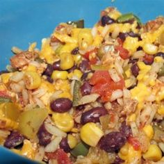 DASH Diet Mexican Bake Mexican flavors will make this chicken casserole a family favorite. Healthy Diet Tips, Heart Healthy Recipes, Healthy Eating, Healthy Food, Nutrition Tips, Healthy Lifestyle, Clean Eating, Mexican Bake Recipe, Mexican Food Recipes