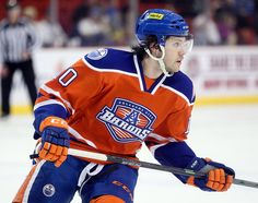 HAMILTON THE HERO! #Oilers prospect Curtis Hamilton scores in quadruple OT to give the Oklahoma City Barons a 2-1 win in Game 1 of their AHL Western Semifinal vs. Utica.
