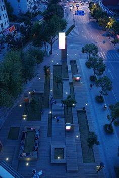 Kic Park , Shanghai, 2009 - 3GATTI