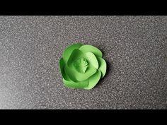 Circles flower