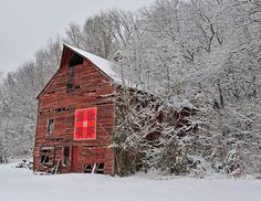 barn quilts and the american quilt trail | Barn Quilts and the American Quilt Trail: Beauty in the Blizzard!