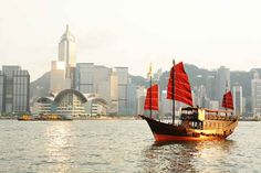 And frankly, one hell of a view to do it in.   21 Reasons Hong Kong Is The Only Place To Live