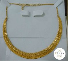 Gold Chain Design, Gold Bangles Design, Gold Jewellery Design, Jewelry Design Earrings, Gold Earrings Designs, Gold Wedding Jewelry, Gold Jewelry, Gold Mangalsutra Designs, Gold Necklace Simple