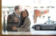 27 Downtown Toronto, Flat Iron, Distillery, Engagement Session, Couple Photos, Couple Shots, Hair Iron, Couple Pics, Couple Photography