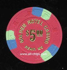 $5 Golden Hotel 1st issue 1980 UNC