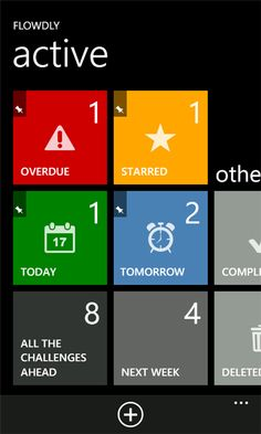 Windows phone UI
