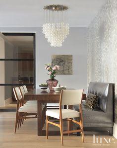 10 More Reasons To Consider Modern Sofas For Your Dining Room Design   Living Room Set. Living Room Inspiration. #modernsofas #livingroomideas #diningroomdesign Read more: http://modernsofas.eu/2016/10/25/reasons-consider-modern-sofas-dining-room-2/
