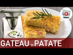 ▶ Video ricetta Bimby: Gateau di Patate Bimby - YouTube