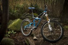 """Matt Hunter's Specialized Enduro-as Thoreau used to say, """"FILTHY!"""""""