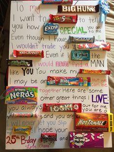 Husband Birthday Gifts on Pinterest  Husband Birthday, Birthday Gifts ...