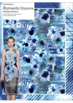 Prints & More - S/S 2016 - Prints & Patterns - Styling forecasts- . Summer 2016 Trends, Trends 2016, 2016 Fashion Trends, Pattern Bank, Winter Typ, Design Textile, Future Trends, Colorful Fashion, Color Trends