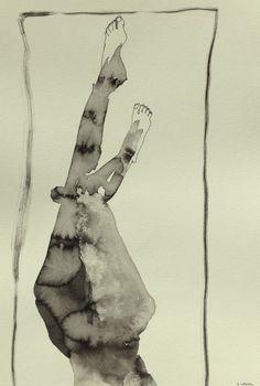 Drawing Box   Piernas Largas - Teresa Infiesta
