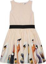 Molo Carli cotton dress 3-12 years