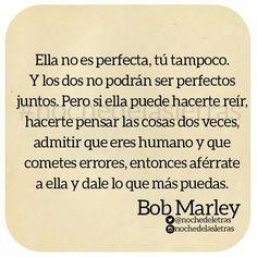 Ella no es perfecta