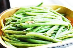 Clean Eating Idea – Steamed Green Beans with Almonds | Clean Eating Recipes - Clean Eating Diet Plan Made Easy