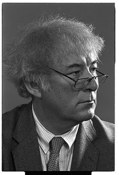 Seamus Heaney RIP . Lovely poetry.