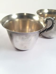 5 Silver Plated Punch Cups American Hallmark (20.00 USD) by VintageVybe