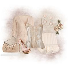 """Courtney Manning"" by aannggiiee on Polyvore"