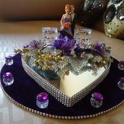 Flat Ring Ceremony Platter