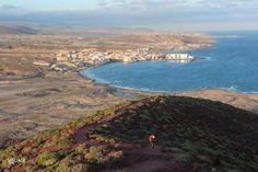 Montaña Roja, El Médano IV