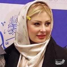 Niousha Zeighami Persian People, Persian Girls, Beautiful Muslim Women, Beautiful Hijab, Iran Girls, Iranian Beauty, Iranian Actors, Persian Beauties, Iranian Women Fashion