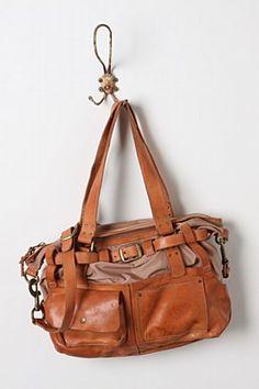 Rommel Leather Bag from Anthropologie. FAVORITE!!