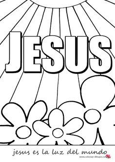 Dibujos De La Biblia Para Colorear E Imprimir