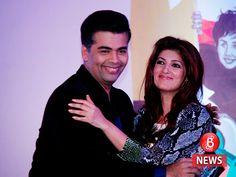 Twinkle Khanna has an epic title for the sequel of Karan Johar's 'My Name Is Khan' Twinkle Khanna, Twinkle Twinkle, My Name Is Khan, Karan Johar, Bubble, Haha, Bollywood, Names, Ha Ha