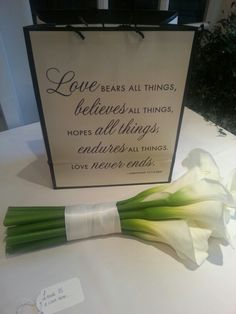 Beautiful wedding quote