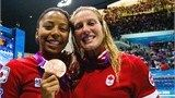 Heymans dans l'histoire Olympics, Hero, Couple Photos, Couples, World Of Sports, Swimming, Athlete, Couple Shots, Couple Photography
