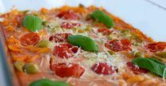 Zapiekanka z pomidorami i papryką | Minimum zaangażowania, maksimum efektów