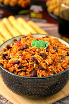 This Mexican Rice is simple to prepare and full of zesty flavors!