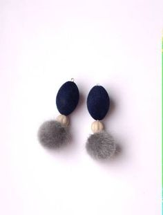 Ear Rings, Beading Tutorials, Diy Stuff, Ears, Stud Earrings, Jewellery, Nice, How To Wear, Inspiration