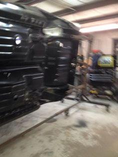 Chevrolet Camaro Floor Pan G