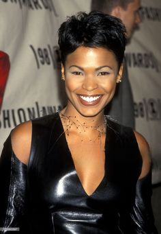 Nia Long during 1998 Fashion Awards at Madison Square Garden in New York City, New York, United States. Get premium, high resolution news photos at Getty Images 90s Hip Hop Outfits, Nia Long, Madison Square Garden, Awards, Instagram, Ms, Fashion, Moda, Fashion Styles