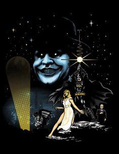 #Batman #StarWars poster mashup...