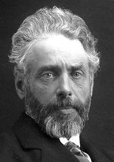 """Nobel de Literatura en 1917: Henrik Pontoppidan (Dinamarca). Otorgado """"por sus auténticas descripciones de la vida de hoy en Dinamarca""""."""