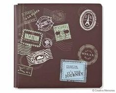 I've heard great things about Creative Memories albums, and this one would be perfect to chronicle my travels! #scrapbooking