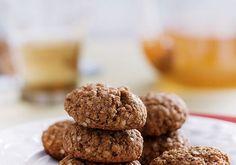 Cookies de quinoa.