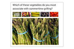 Large Image Choice- Frage mit großer Bildauswahl   Es werden bis zu fünf vergrößerbare Miniaturansichten angezeigt, aus denen die Befragten eine auswählt.