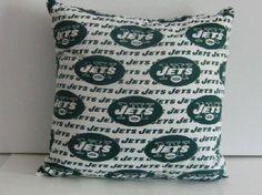 Sports Pillow- New York Jets