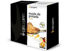 Muslo de Pintada