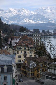 Thun, Kanton Bern, Switzerland