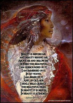 Navajo prayer