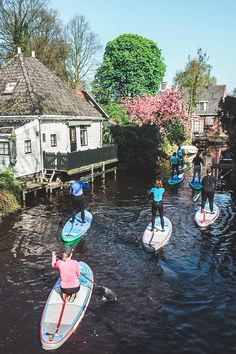 Van kano tot sup: 4 toffe wateractiviteiten in Noord-Holland Air Bnb, Children's Place, Rotterdam, Netherlands, Holland, Bali, Om, Places To Go, Traveling