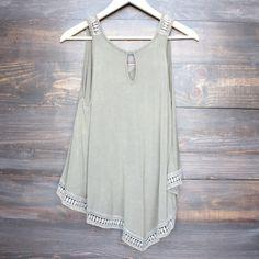 soft boho tank top (more colors) – shophearts