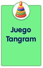 Estimulación cognitiva para niños, juego tangram para descargar